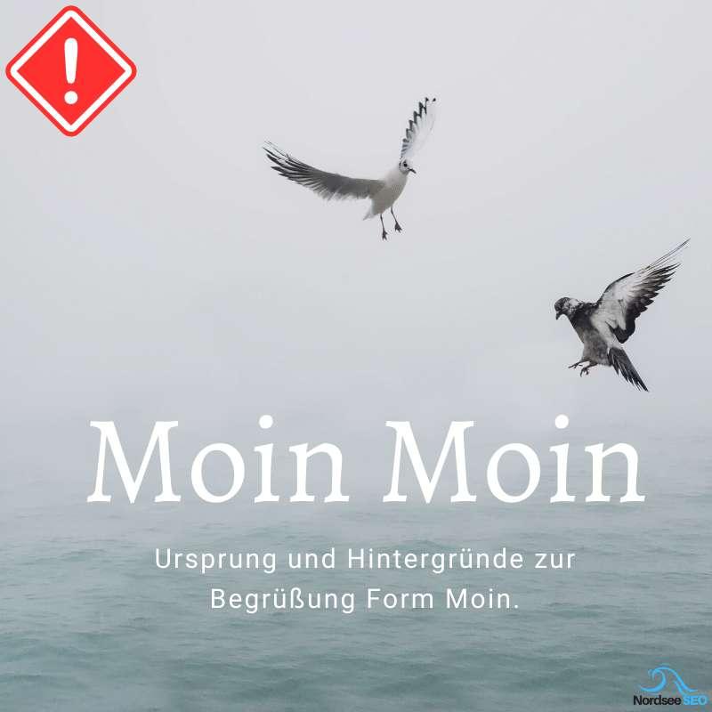 Ursprung von Moin